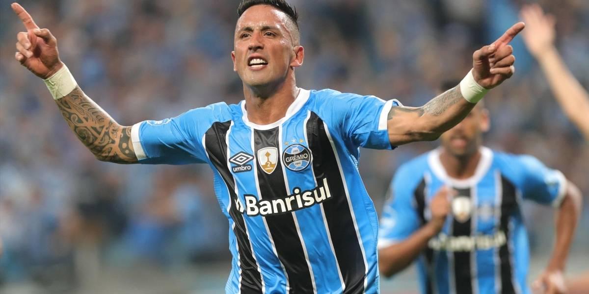 ¡Oficial! Lucas Barrios no jugará en el Junior de Barranquilla en la Liga Águila 1-2018