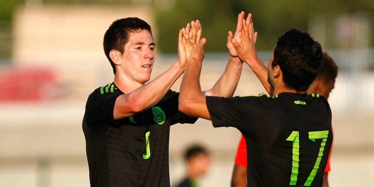 ¿Quién es Marco Bueno, la nueva apuesta mexicana de Everton?
