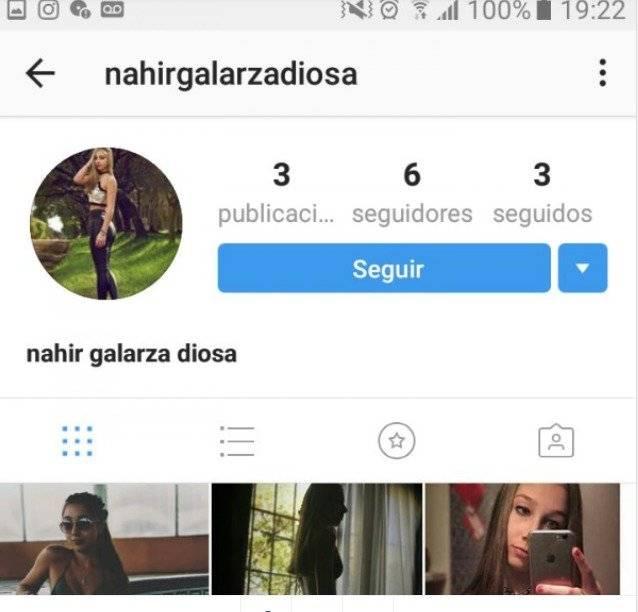 Nahir Galarza