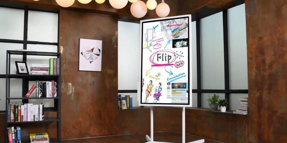 FLIP el tablero inteligente que va a revolucionar los ambientes de trabajo
