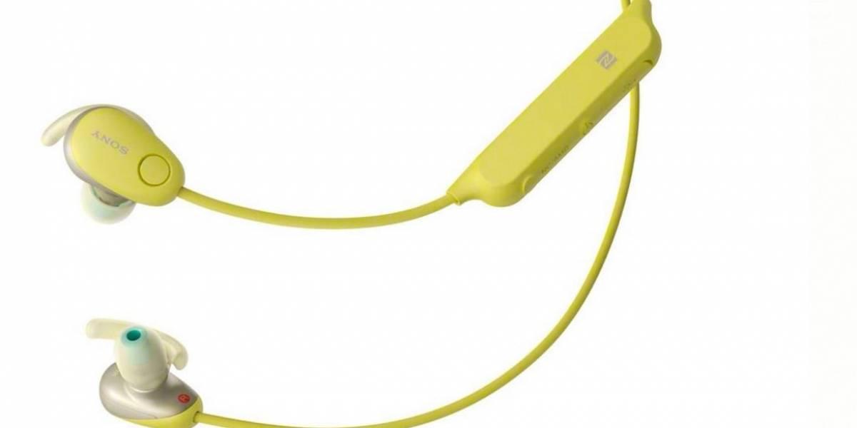 Audífonos deportivos inalámbricos con cancelación de ruido