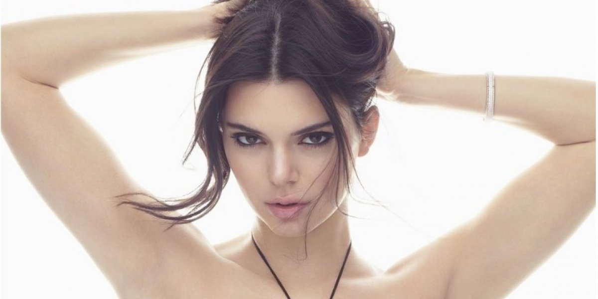 El desnudo artístico y hermoso que protagoniza Kendall Jenner