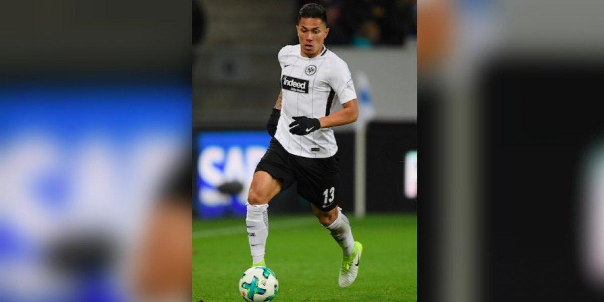 Eintracht Frankfurt, Salcedo y Marco Fabián golean a Mainz