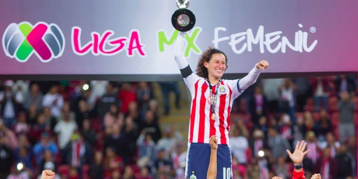 Chivas femenil, entre los equipos con más seguidores a nivel mundial