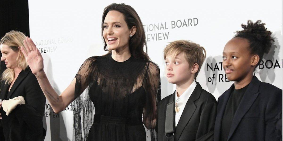 Hija de Brad Pitt y Angelina Jolie sufre fuerte accidente en sus vacaciones