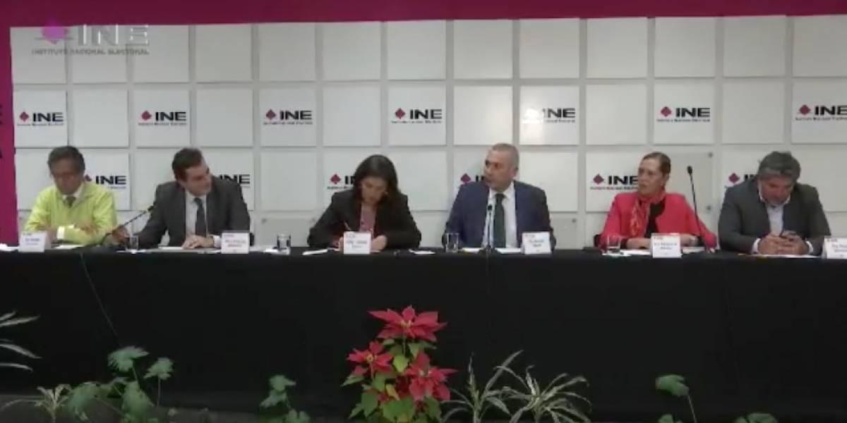 INE ya investiga tráfico de firmas para independientes