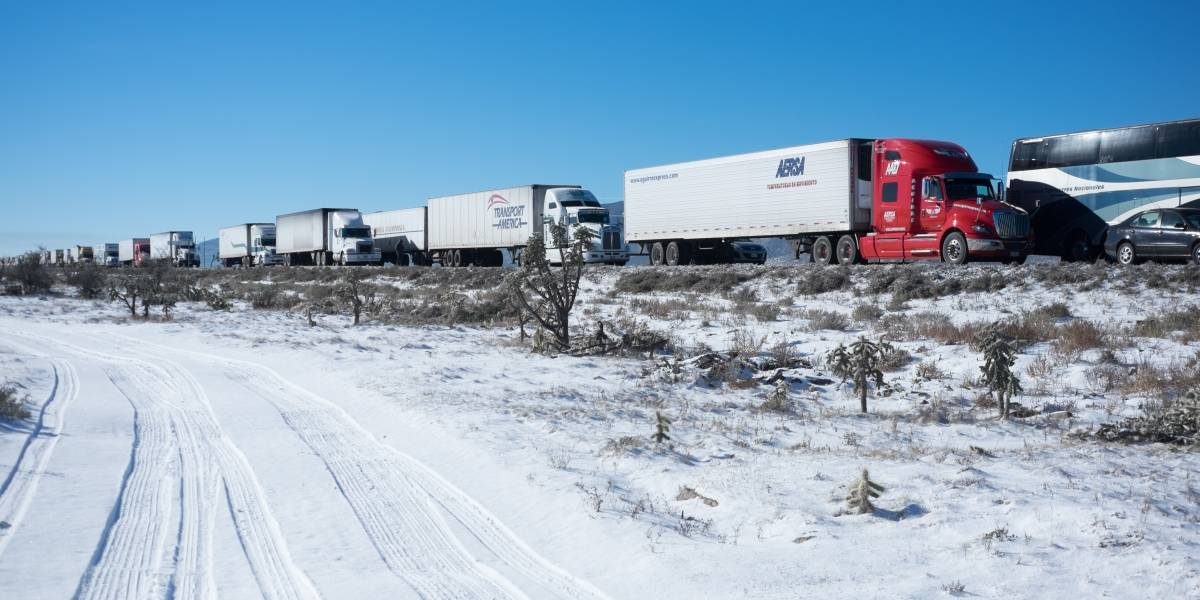 Frente frío provocará temperaturas de -5 grados en varias partes del país
