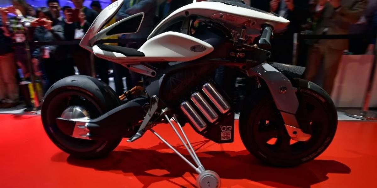 """CES 2018: ¡Yamaha sorprende al presentar su  su """"moto del futuro"""""""