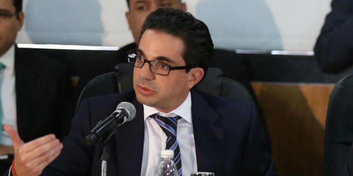 Alberto Bazbaz, nuevo titular de Cisen