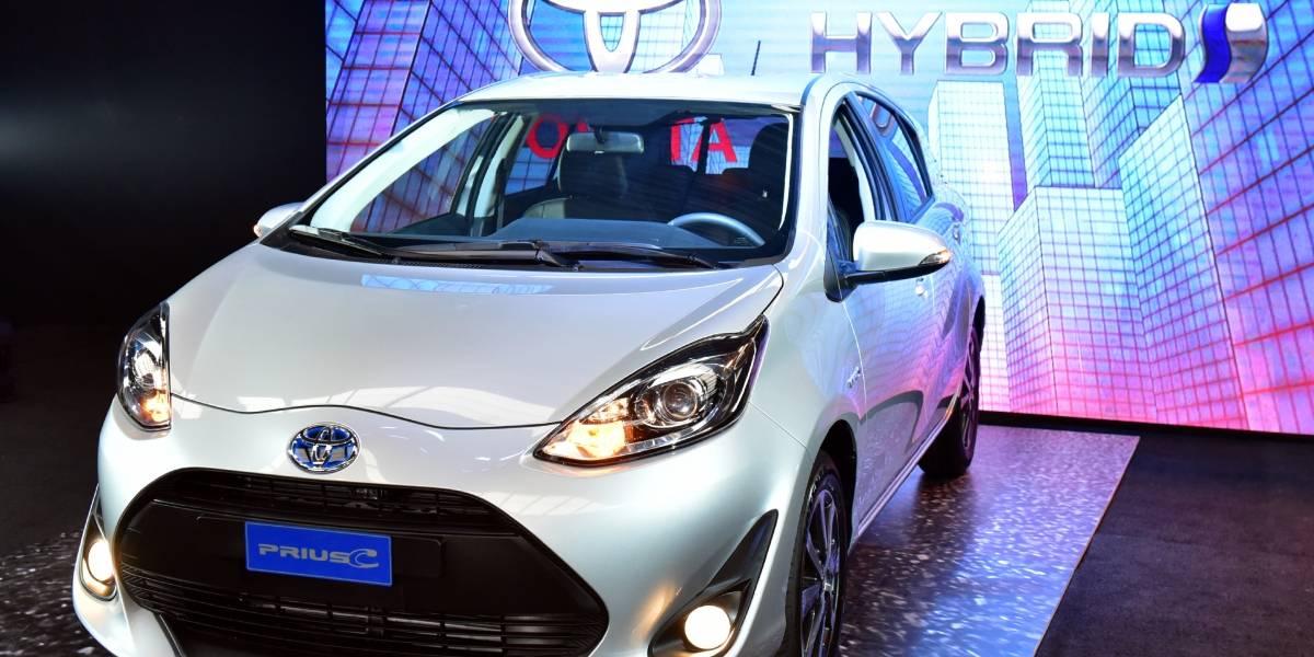 Toyota cierra 2017 como líder de ventas de autos verdes