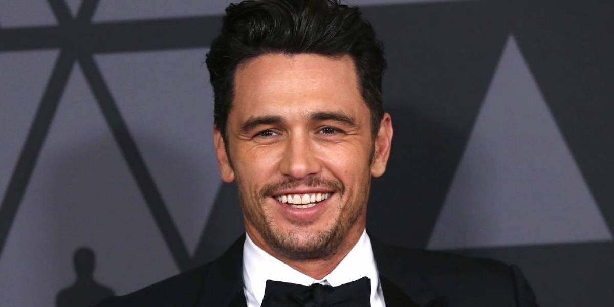 Cinco mujeres acusan al actor James Franco de acoso sexual