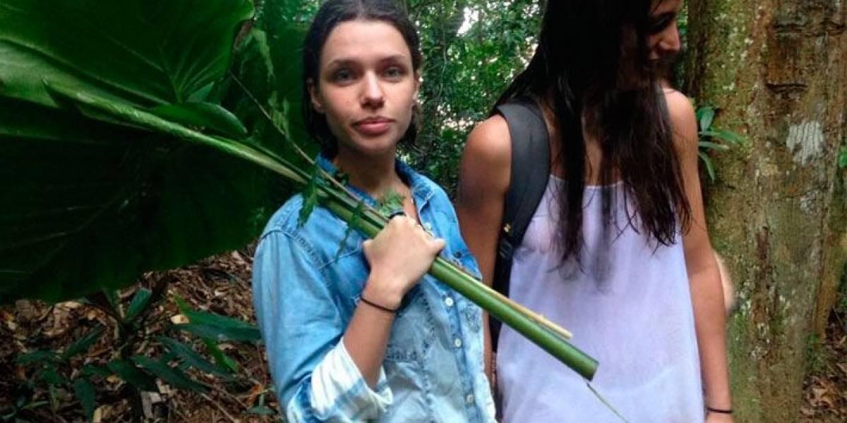 Bruna Linzmeyer posta foto com a namorada: Fanchas felizes
