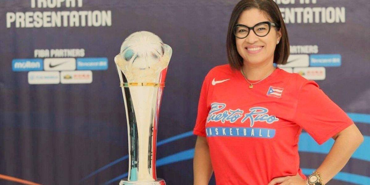 Nueva delegada del Equipo Nacional Femenino