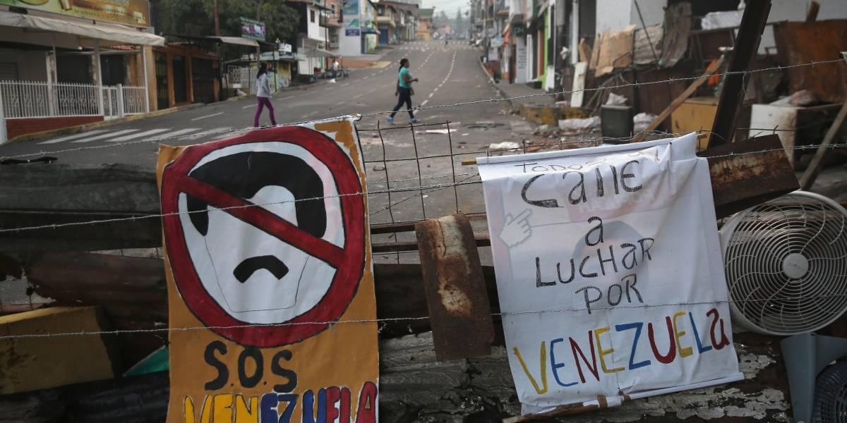Oposición y gobierno de Venezuela reanudan el proceso de diálogo