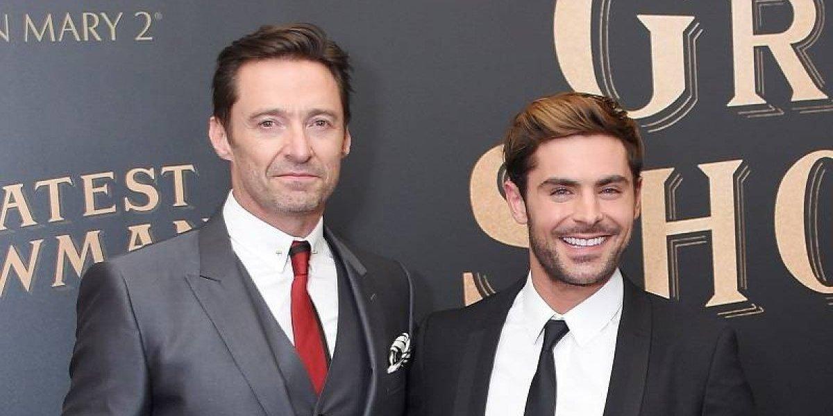 """Zac Efron: """"Trabajar con Hugh Jackman en el Gran Showman es estimulante y retador"""""""