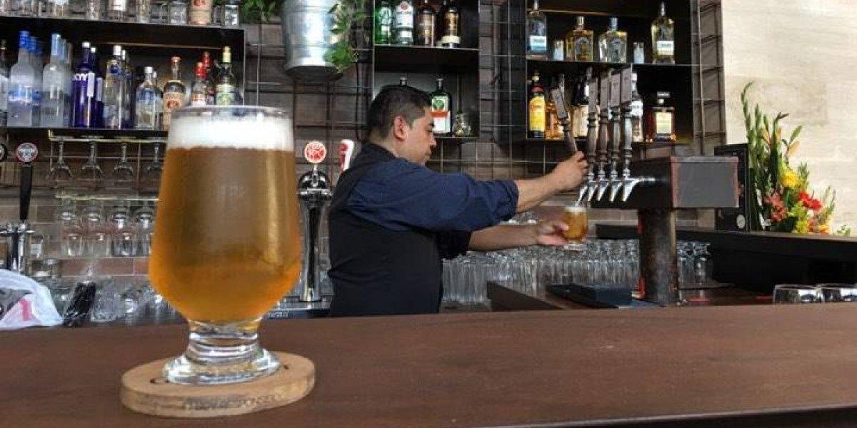 El nuevo bar y restaurante en el que encontrarás más de 40 opciones de cerveza