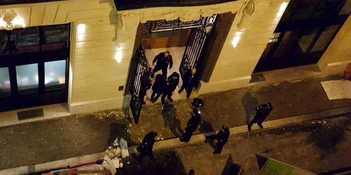 Polícia encontra todas as joias roubadas do Ritz de Paris
