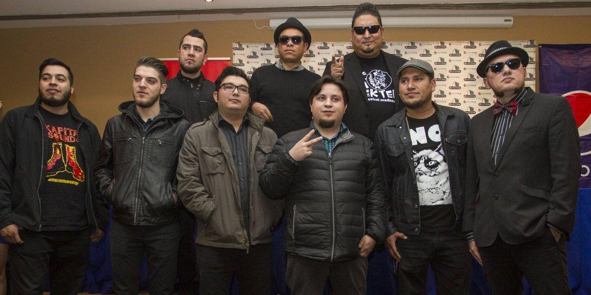 Inspector dará concierto en Carpa Astros para presentar nuevo disco