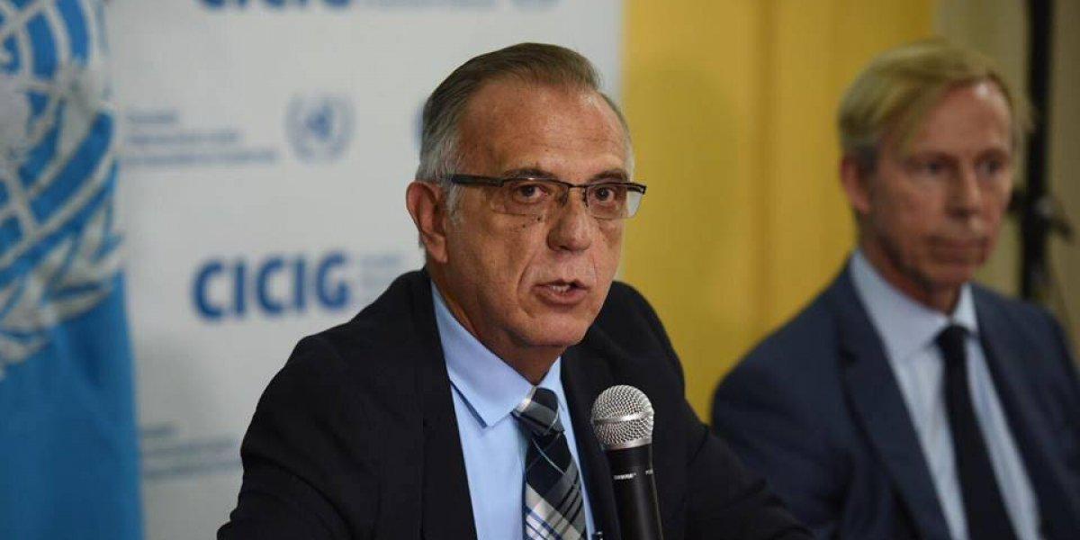 Dionisio Gutiérrez señala que antes de Semana Santa habría un intento para sacar a CICIG