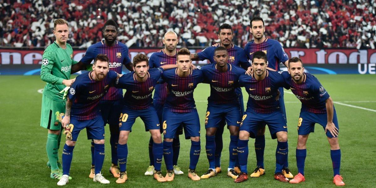 Yerry Mina pasa los exámenes con el Barça previo a su presentación