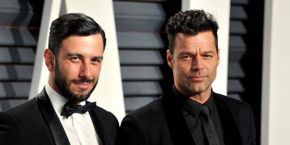 Ricky Martin y Jwan Yosef ¡ya son esposos!