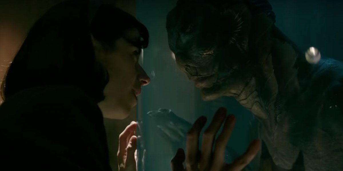 """¿Por qué debes ver """"La forma del agua"""" de Guillermo del Toro?"""