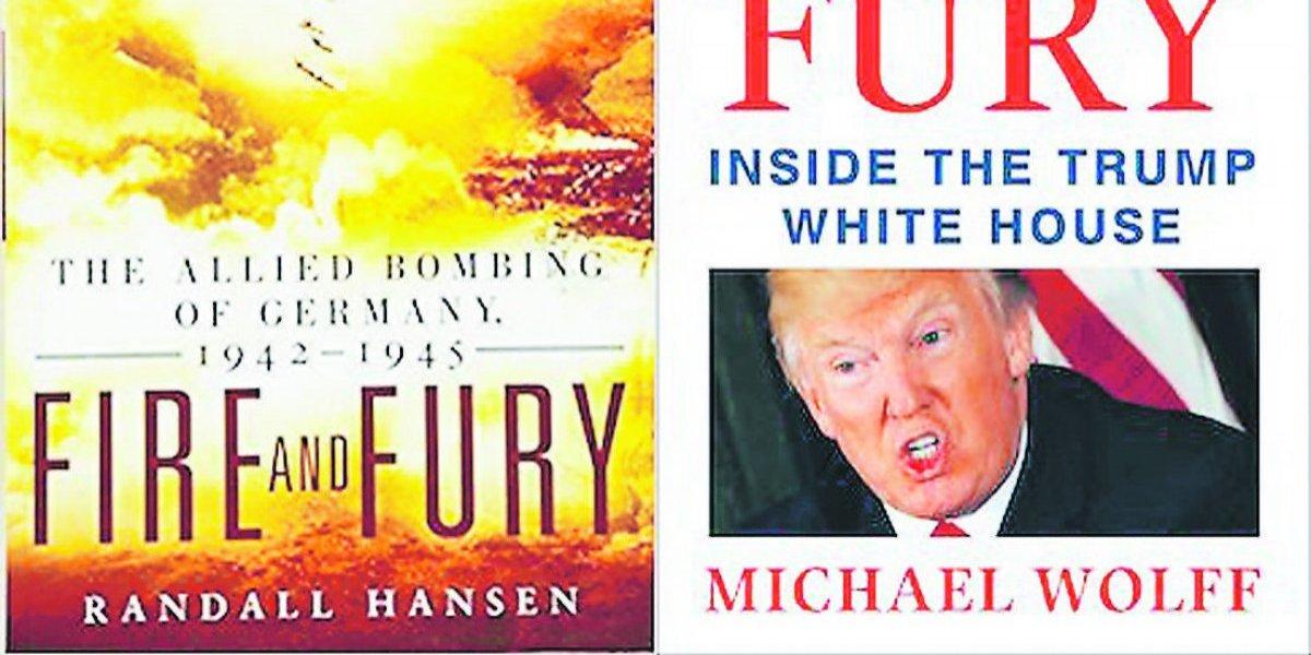 Time dedica incendiaria portada a Donald Trump