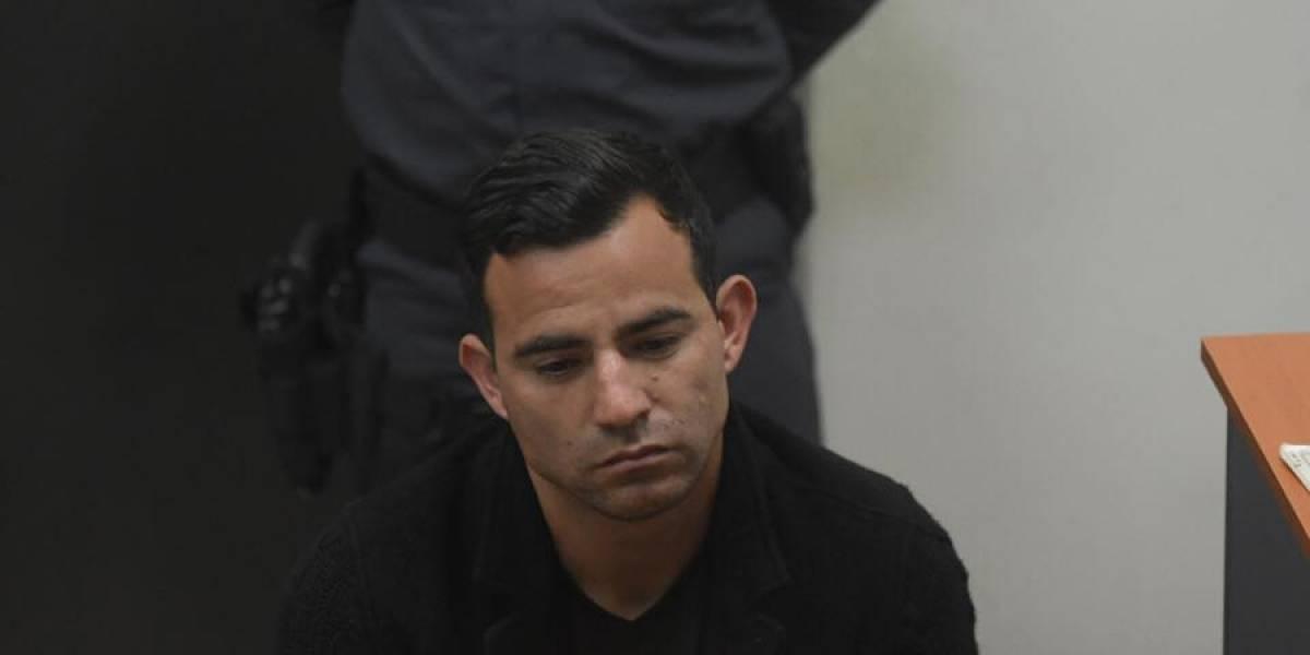 Marco Pappa es ligado a proceso penal pero es beneficiado con medida sustitutiva
