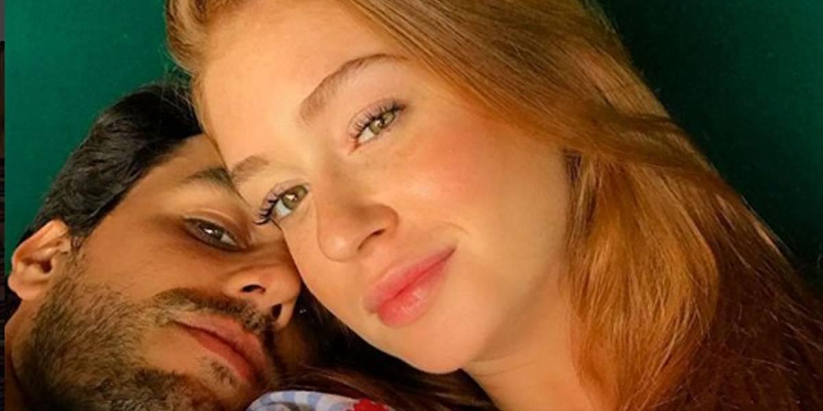 Marido de Marina Ruy Barbosa se agita com cenas em Deus Salve o Rei: 'Muito sensual'
