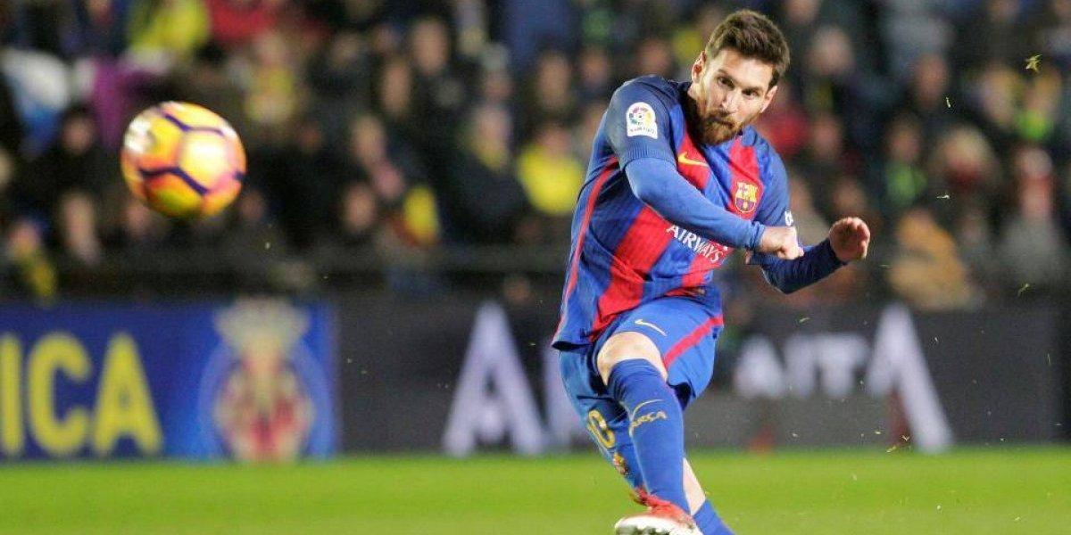 Barça destroza al Celta de la mano de Lionel Messi