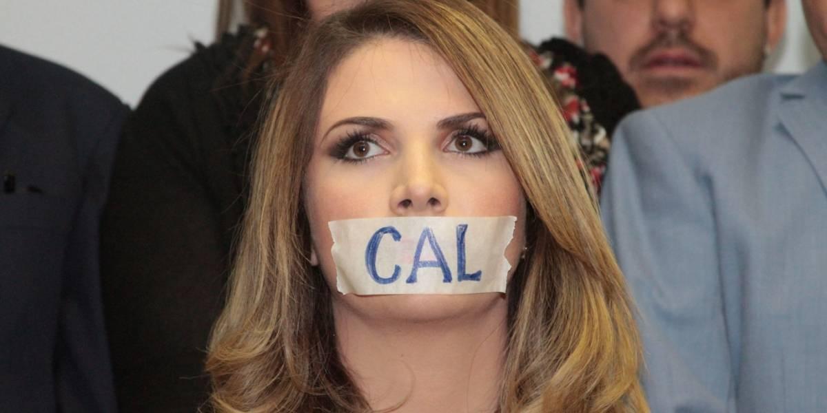 CAL sancionó a 3 asambleístas y 2 pedidos son archivados