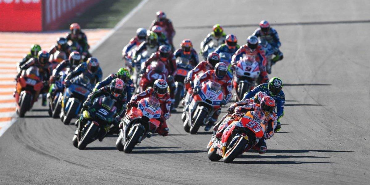 Trajes con airbags serán obligatorios en el MotoGP