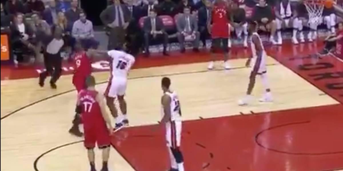 Boxe? Não, basquete mesmo: jogadores trocam socos na NBA