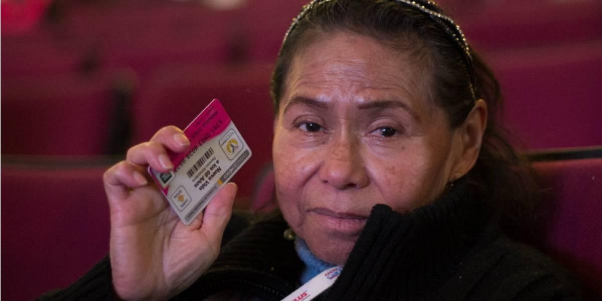 Aumentará 77 pesos pensión de adultos mayores en febrero