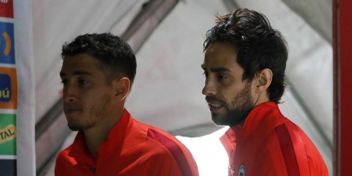 Dos figuras de Colo Colo refuerzan a Universidad Católica — Inesperado