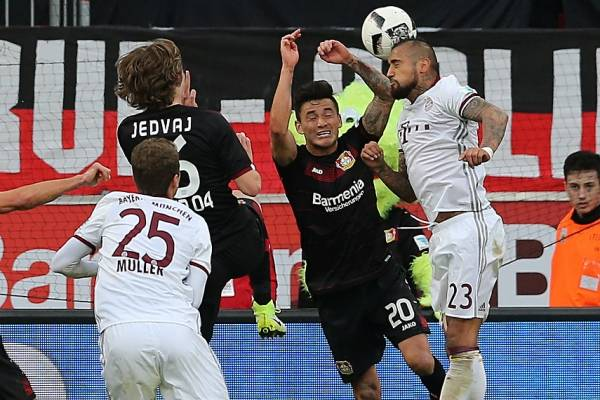 Bayern Munich aumentó su ventaja en Bundesliga