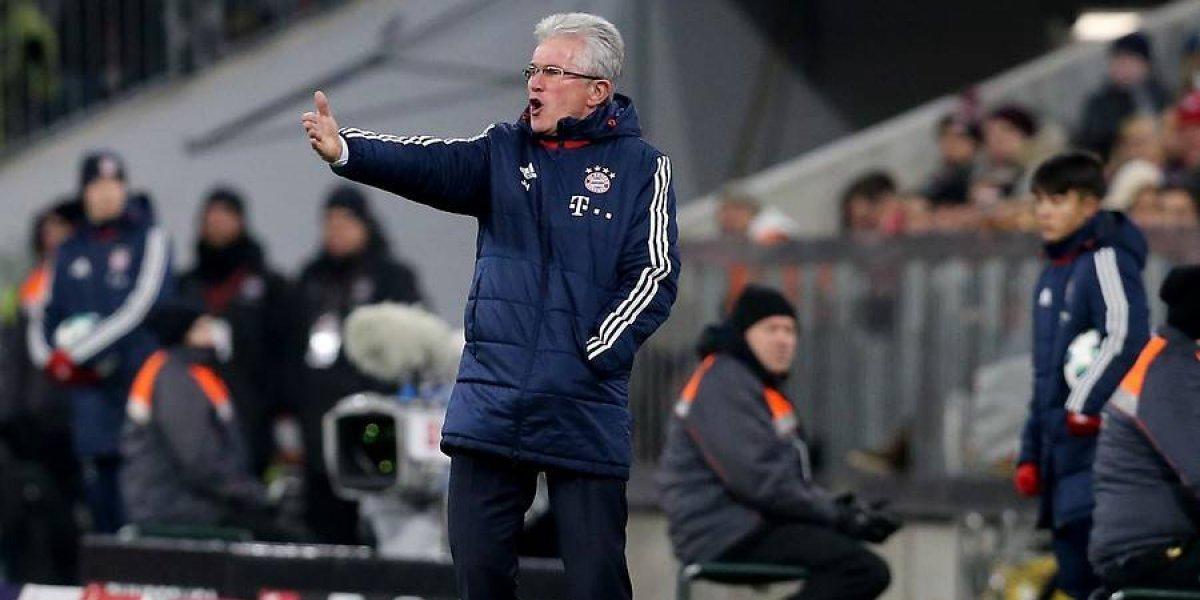 ¿Para la eternidad? Bayern Munich quiere renovarle a Jupp Heynckes