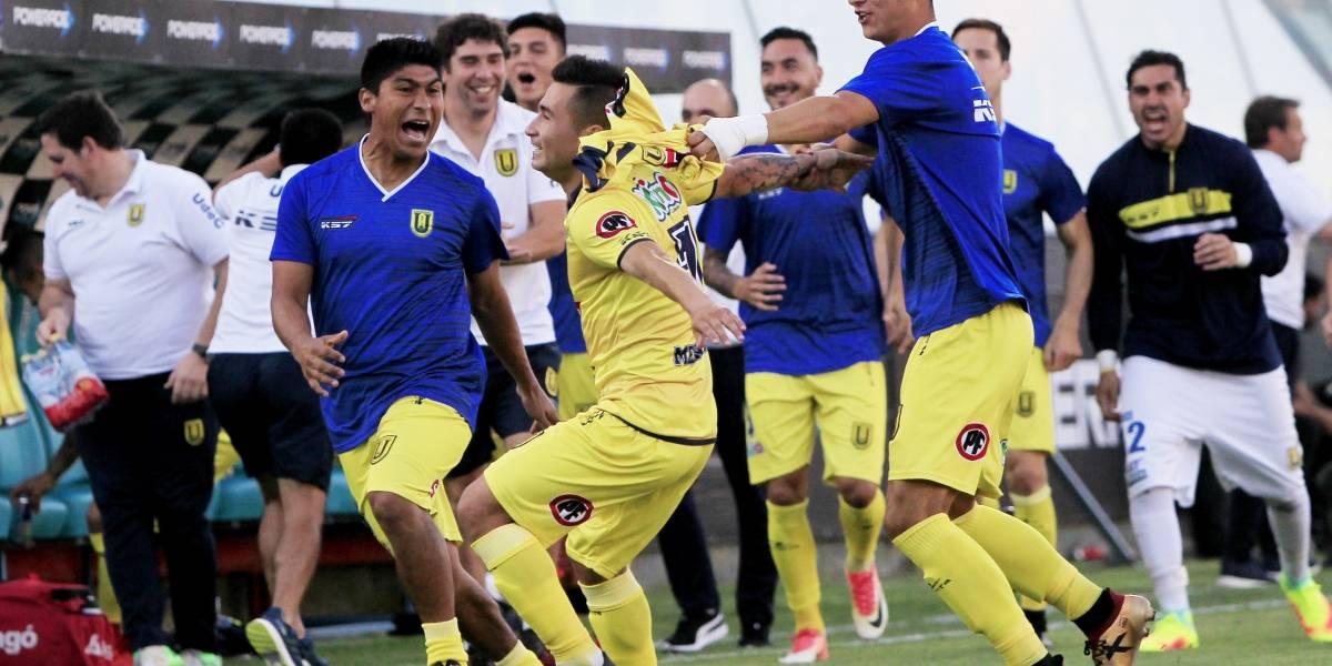 Apunta alto: U. de Concepción se preparará ante Boca y Vélez