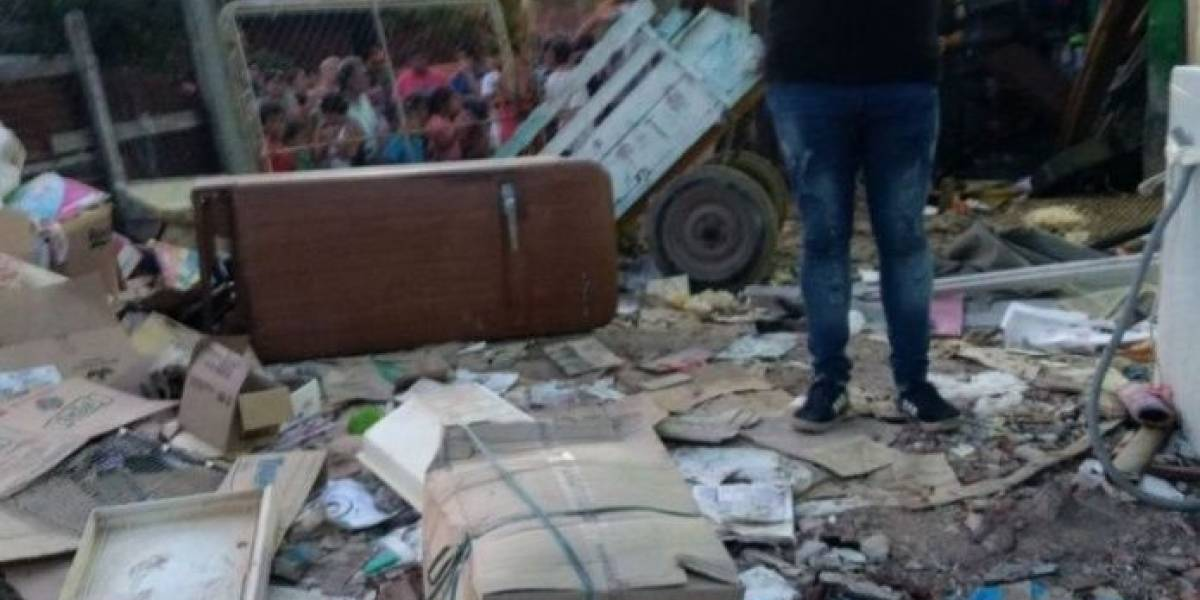 Encuentran muertos en un refrigerador a dos niños desaparecidos en Argentina