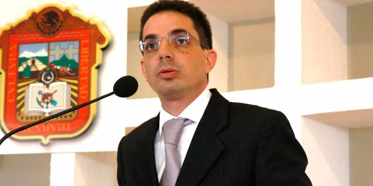Designan a Alberto Bazbaz como nuevo titular del Cisen