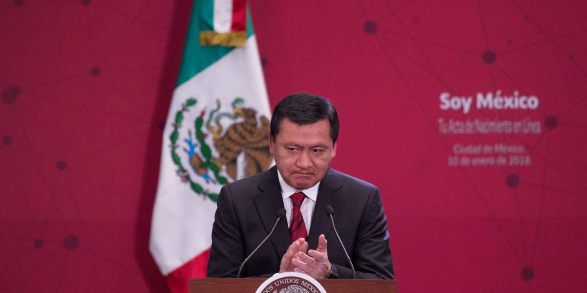 Buscaré un puesto en el Senado por la vía plurinominal: Osorio Chong