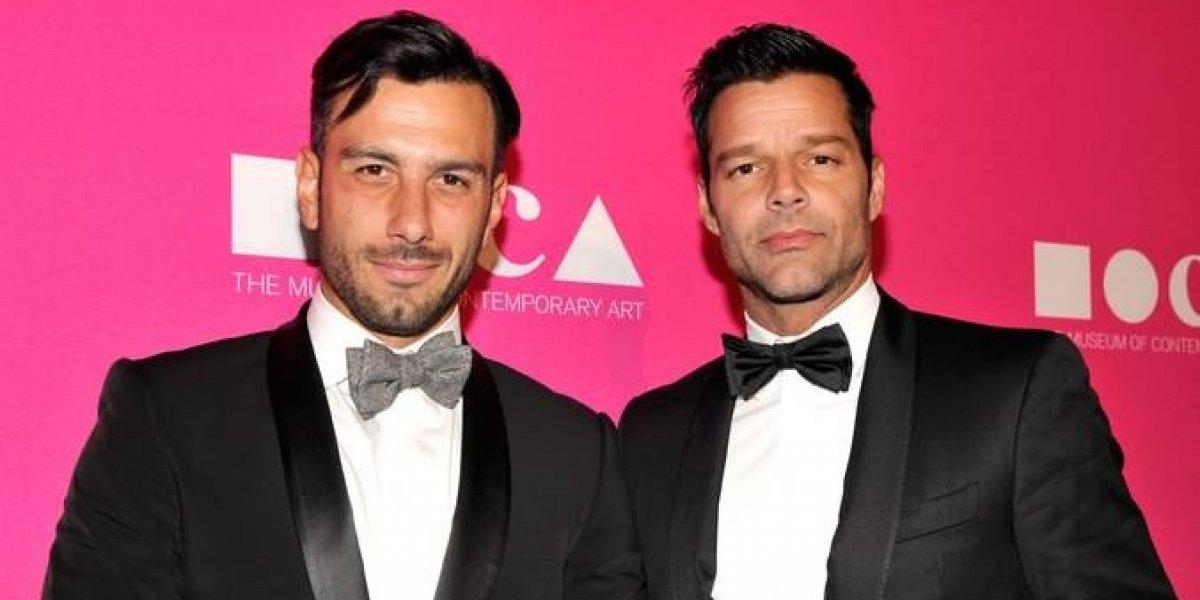 Como Ricky Martin explica aos filhos por que eles têm dois pais