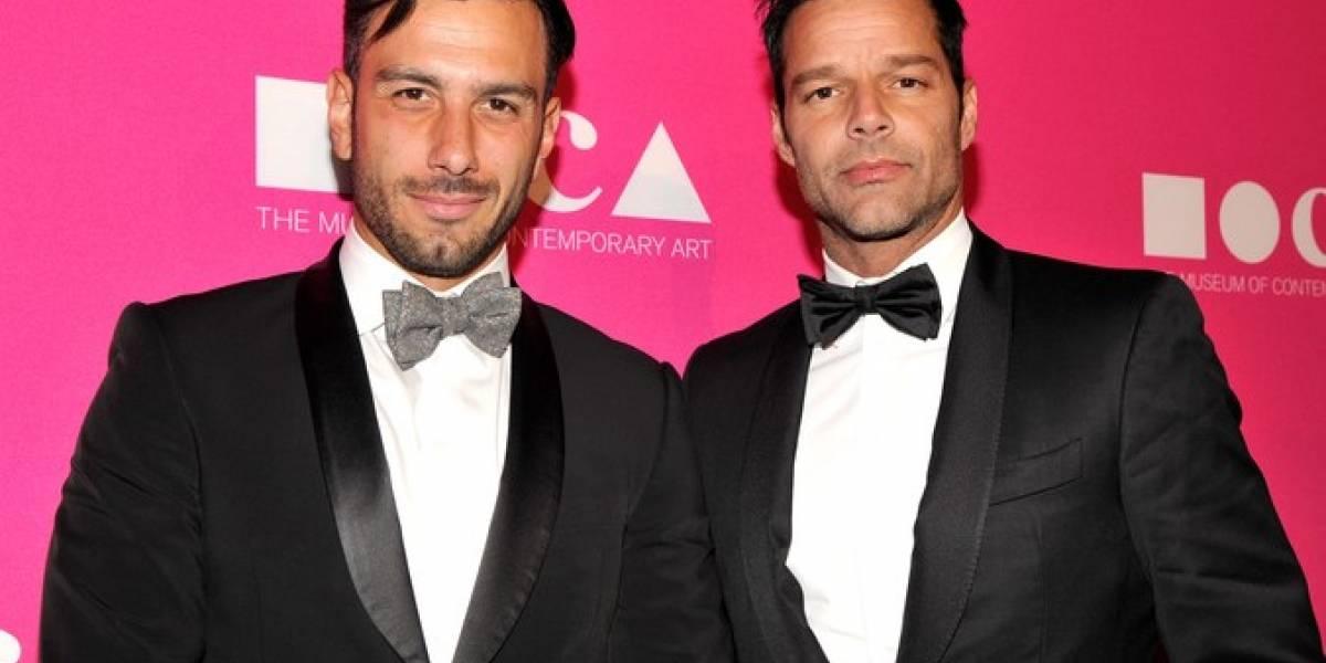 Ricky Martin confirma que se casou secretamente com Jwan Yosef