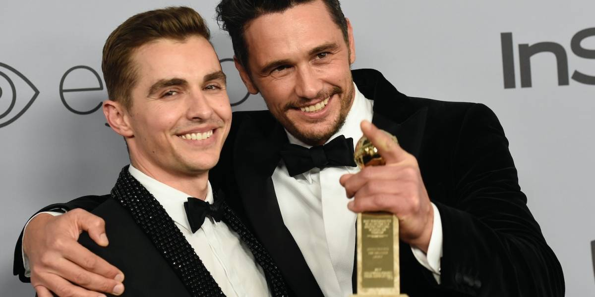 James Franco niega una conducta sexual inapropiada