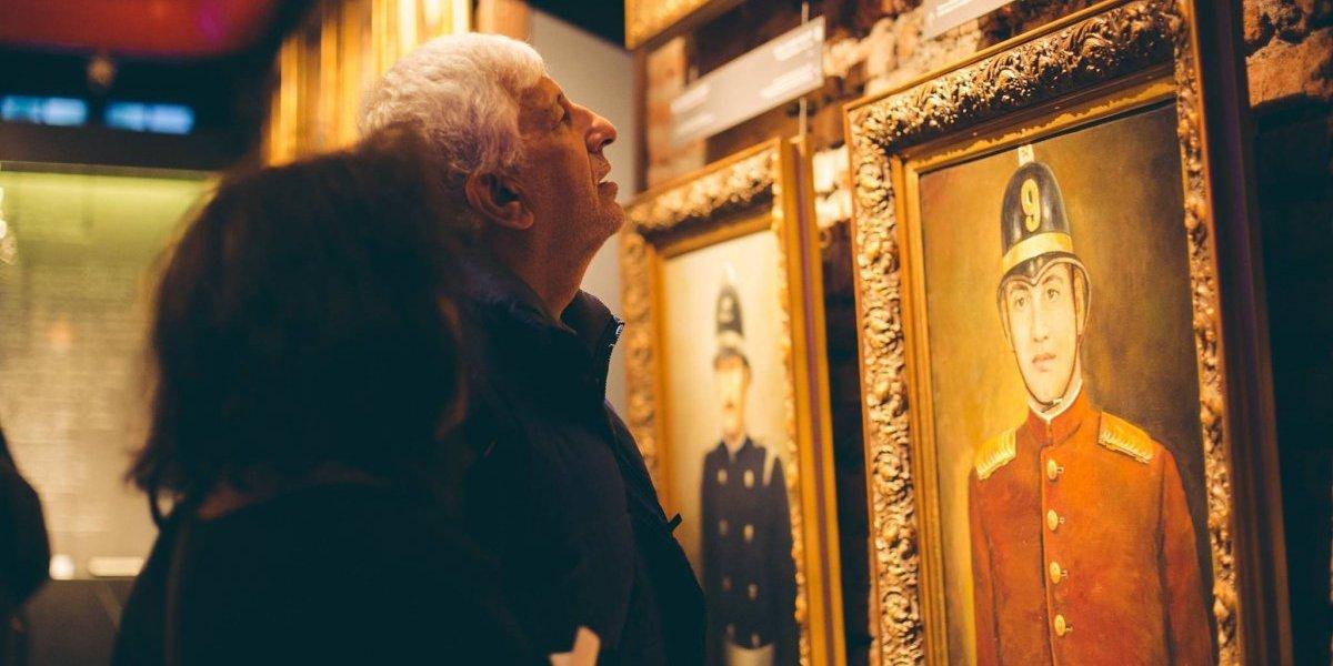 Cuerpo de Bomberos inaugura su nuevo museo interactivo en el centro de Santiago