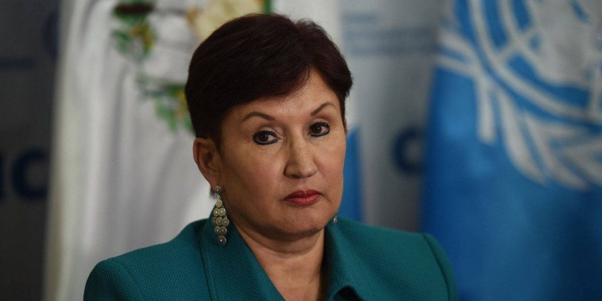 "Fiscal general Thelma Aldana ""se le adelantó"" a la canciller"