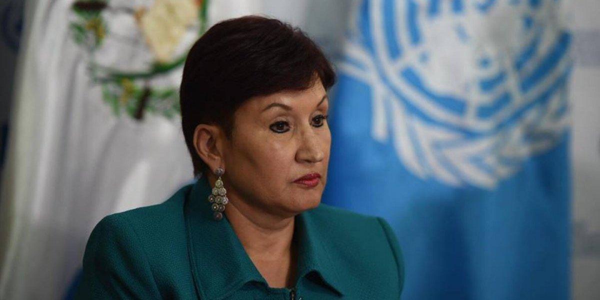 Fiscal envía carta a la ONU y enfatiza en las estructuras que se benefician del Estado