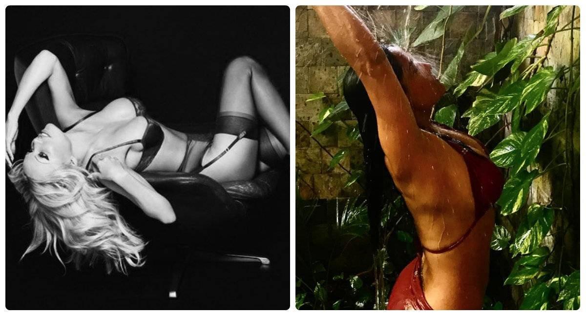 Pamela Anderson y Salma Hayek aún provocan suspiros Especial