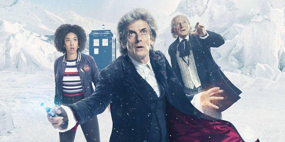 'Doctor Who' llega a la pantalla grande