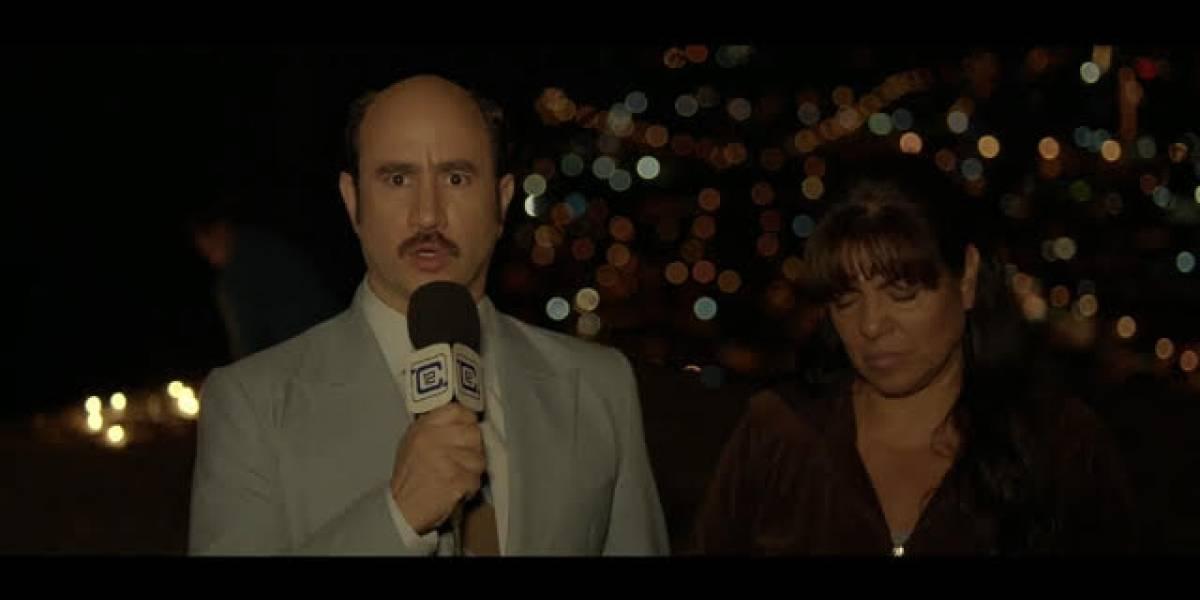 """""""Sapo"""": la cinta inspirada en conocido periodista nacional y los medios de comunicación en la dictadura militar"""